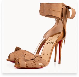 Ruban gros grain - Chaussure Louboutin